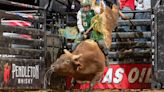 'A throwback to the gladiator days': Bull riding returns to Dayton this weekend