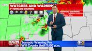 Suspected Tornado Damages Homes, Sends Debris Flying In Sycamore Area
