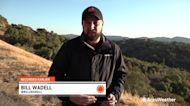 Fresh snowfall helps crews battle wildfires in California