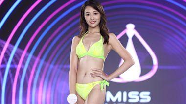 香港小姐2021|粗口佳麗梁允瑜對身材充滿自信 營內無時間食嘢