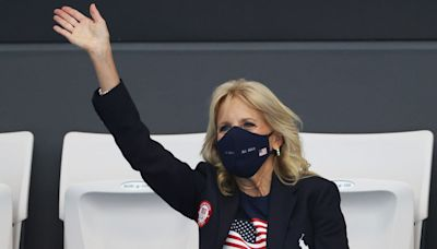"""First lady Jill Biden underwent medical procedure to remove """"object"""" from her left foot"""