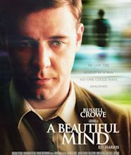 A Beautiful Mind (2002, PG-13)
