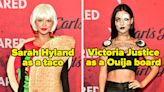 33 Famous People Who Straight-Up Won Halloween With Their Costumes