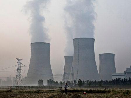 中國拉閘限電到底為了什麼(圖) - 《上報》鄧聿文 - 爭鳴