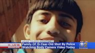 Family Of Adam Toledo Watches Body Camera Video After 13-Year-Old Boy Was Shot Dead By Police