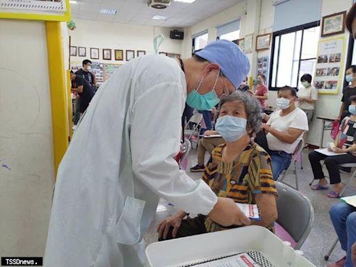 投縣第11期平台疫苗預約 15日開打