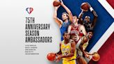 NBA to unveil 75th Anniversary Team during season's opening week
