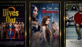 WWE Superstars take over the 2020 Academy Awards with parody movie posters