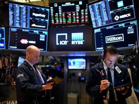 〈美股早盤〉拜登公布1.75兆美元支出框架 美股集體高開、道瓊漲逾180點 | Anue鉅亨 - 美股