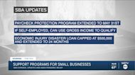 SBA offers more relief for small businesses recovering from pandemic losses