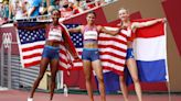 Sports World Reacts To Sydney McLaughlin's World Record In 400-Meter Hurdles