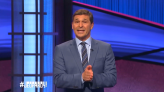 'Jeopardy!' viewers don't know who guest host David Faber is, but they love him anyway