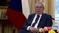 Czech leader: Russia not necessarily behind 2014 blast