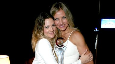 Drew Barrymore Says She Has 'Been Lucky Enough to Snuggle' Cameron Diaz's Daughter Raddix
