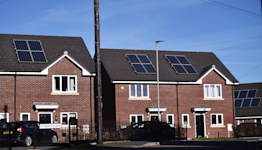 Green homes could cut energy bills and give UK economy £10bn boost