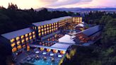 Kyoto's Newest Luxury Hotel Has Its Own Onsen, a Riverfront Bar, and a UNESCO World Heritage Site Just a Walk Away