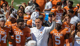 LOOK: Top recruits arrive in Austin for big weekend