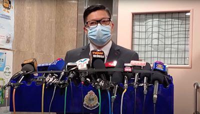 國安法時代新罪名:「鄧炳強說你有罪」(圖) - - 時事追蹤