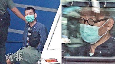 林文宗馮偉光撤保釋覆核申請續還押 (16:47) - 20210728 - 港聞
