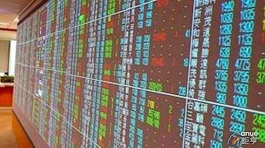 外資大砍面板三傑逾19萬張 賣超前20檔有9檔是金融股