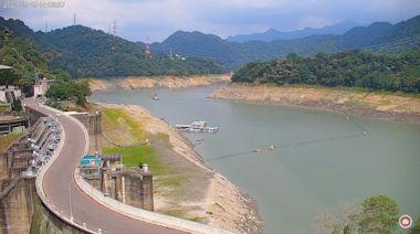 石門水庫蓄水率剩13.8% 只能再用21天 | 蘋果新聞網 | 蘋果日報