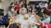 新二代體驗麥芽鼓DIY 認識古人智慧及臺灣傳統童玩   台灣英文新聞