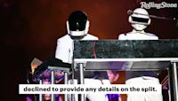 Daft Punk Break Up | RS News 2/23/21