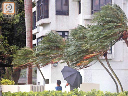 6超強颱風被除名 銀杏天琴取而代之 - 東方日報