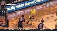 Highlights: No. 17 Oregon men's basketball takes down Utah 80-62 to secure tenth straight 20-win season
