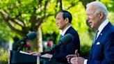 拜登、菅義偉強調台海穩定!美日峰會聚焦中國影響力 - 財訊雙週刊