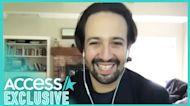 Lin-Manuel Miranda Recalls His & Wife Vanessa's First Date