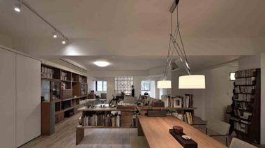 WFH十八年 室內設計師如何改造老公寓,輕鬆切換公私狀態?|天下雜誌