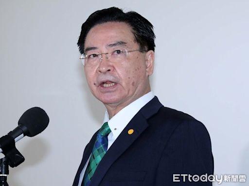 吳釗燮受葡媒專訪提陸威脅台 國台辦:謀獨拒統注定失敗