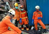 Search and Rescue Teams Respond to Deadly Earthquake in Sulawesi