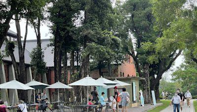 台南山上花園水道博物館逾千人次入園 創解封後最高