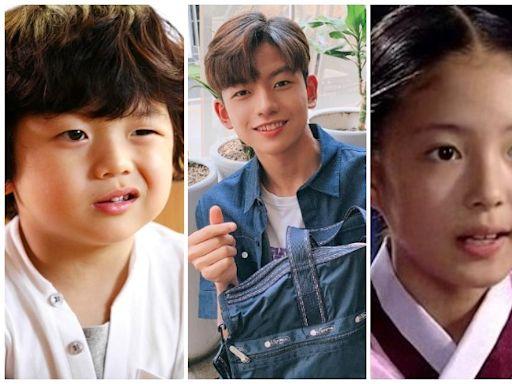 表情包弟弟變天菜!13位韓國童星「小時候V.S長大」對比 《大長今》小女孩「神蛻變絕美韓劇女一」