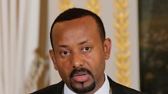 Ethiopia protesters block main highway to the sea