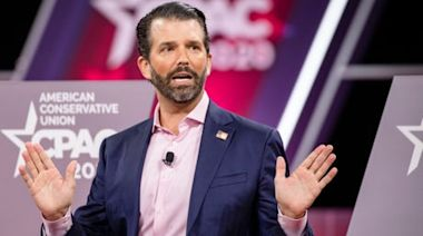 Trump Jr deposed by DC attorney general over inaugural funds lawsuit