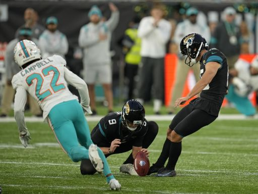 Jaguars fittingly turn to play called 'slider' to end slide