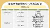 快訊》北市公布3確診者足跡遍及北北桃 士林市場、台灣銀行、聯邦銀行、特力屋、Costco