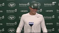 Zach Wilson on his first taste of Patriots rivalry | Jets News Conference