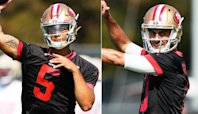 Jimmy Garoppolo, Trey Lance give 49ers QB situation other contenders envy