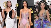 The most daring outfits Dua Lipa has ever worn, from sparkly 2-piece sets to sheer gowns