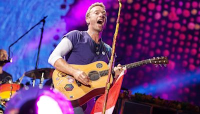 Film News Roundup: Coldplay Documentary 'Head Full of Dreams' Grosses $3.5 Million in One Day