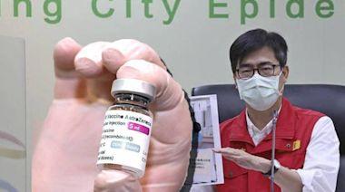 高雄12日收到新一批AZ疫苗就開打 2天累計已接種5000多劑