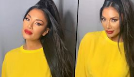 Nicole Scherzinger Deletes Photo After Fans Accuse Her of Showing a Baby Bump