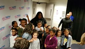 Pittsburg 2nd Graders And Teacher Meet Lizzo At San Jose Concert