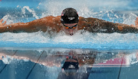 Caeleb Dressel broke a world record — and knows he could've gone even faster