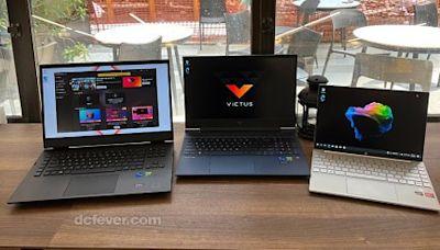 HP 三機齊發!最輕 Pavilion Aero 13 全新 Victus 薄身電競系列 - DCFever.com
