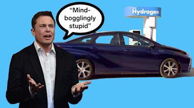 Why hydrogen cars will be Tesla's biggest threat